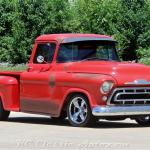 1957 Chevrolet Pickup Patina Look With A Modern Drive V8 And Ac For Sale Muscle Cars Collector Antique And Vintage Cars Street Rods Hot Rods Rat Rods And Trucks For Sale By