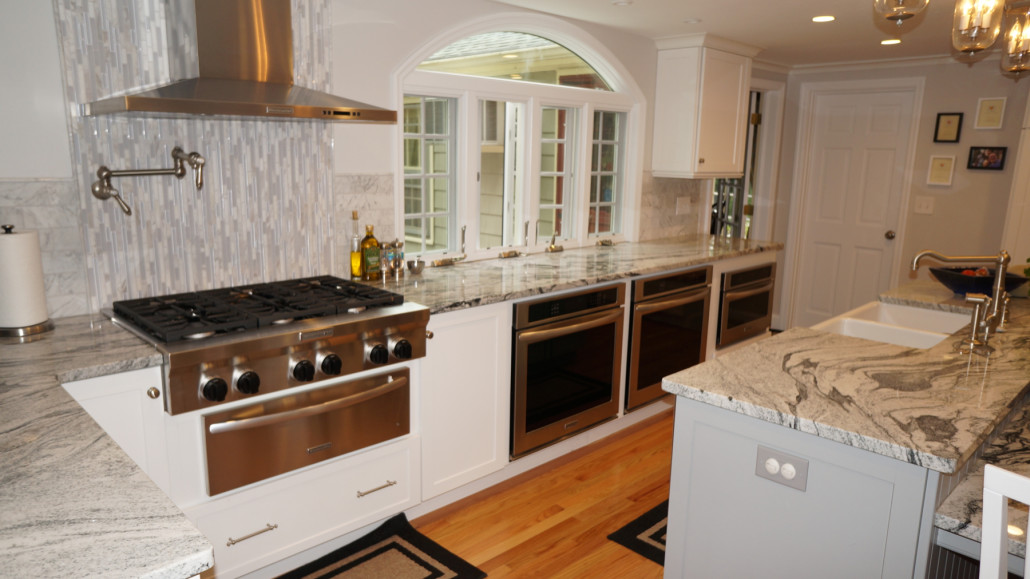 white tile backsplash kitchen hotel rooms with warwick, ri | & countertop center of new england