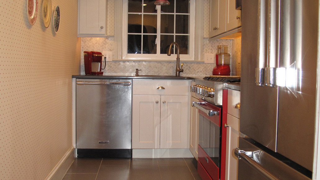 kitchen faucet commercial style ikea pull out pantry providence, ri | & countertop center of new england