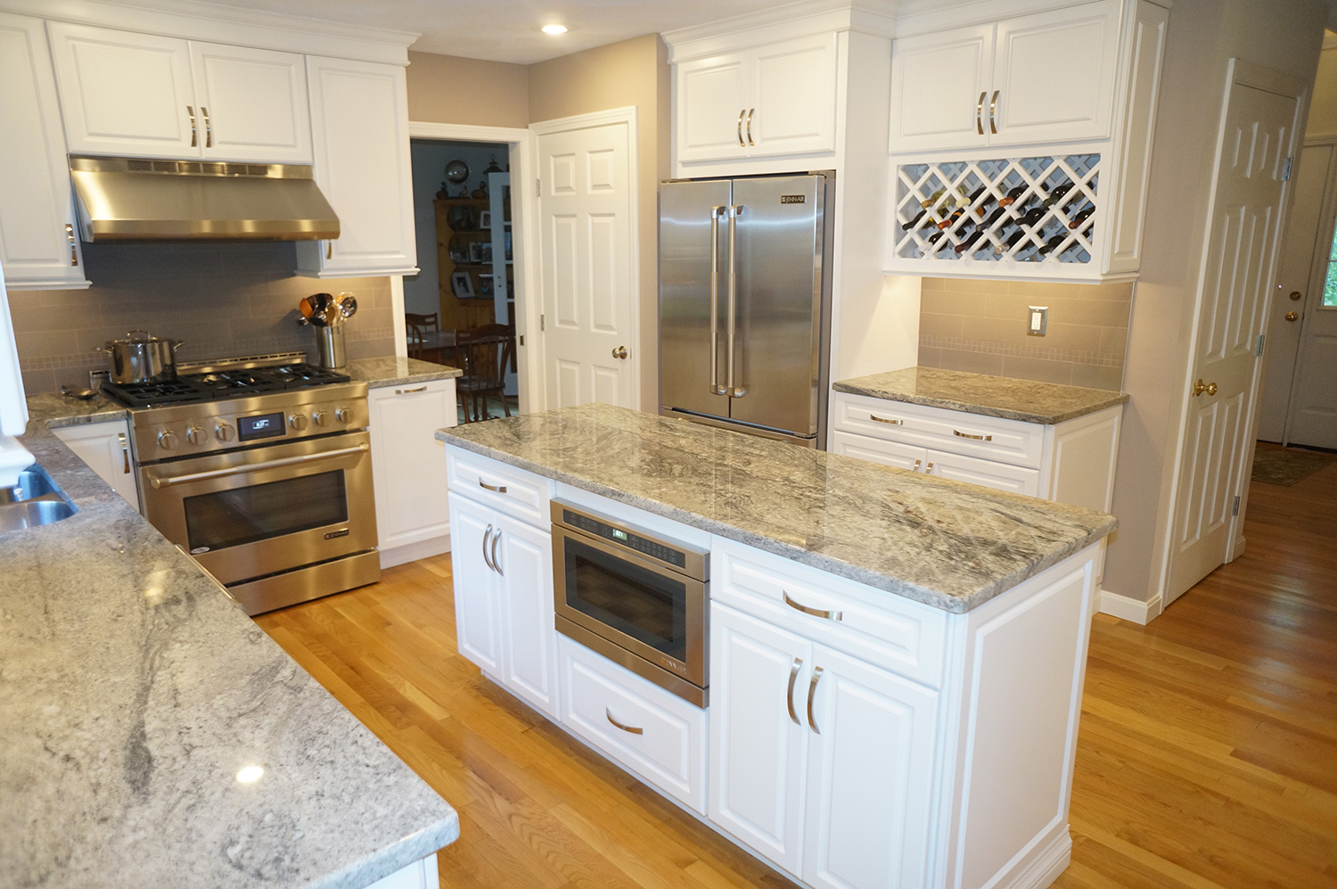 Saunderstown RI Kitchen Amp Countertop Center Of New England