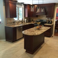 Semi Custom Kitchen Cabinets Reviews Hotels With Full Kitchens North Attleboro, Ma | & Countertop Center Of New ...