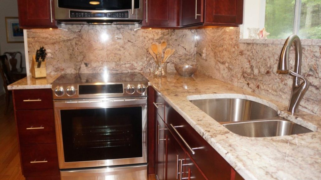 kitchen granite countertops home styles island exeter, ri | & countertop center of new england
