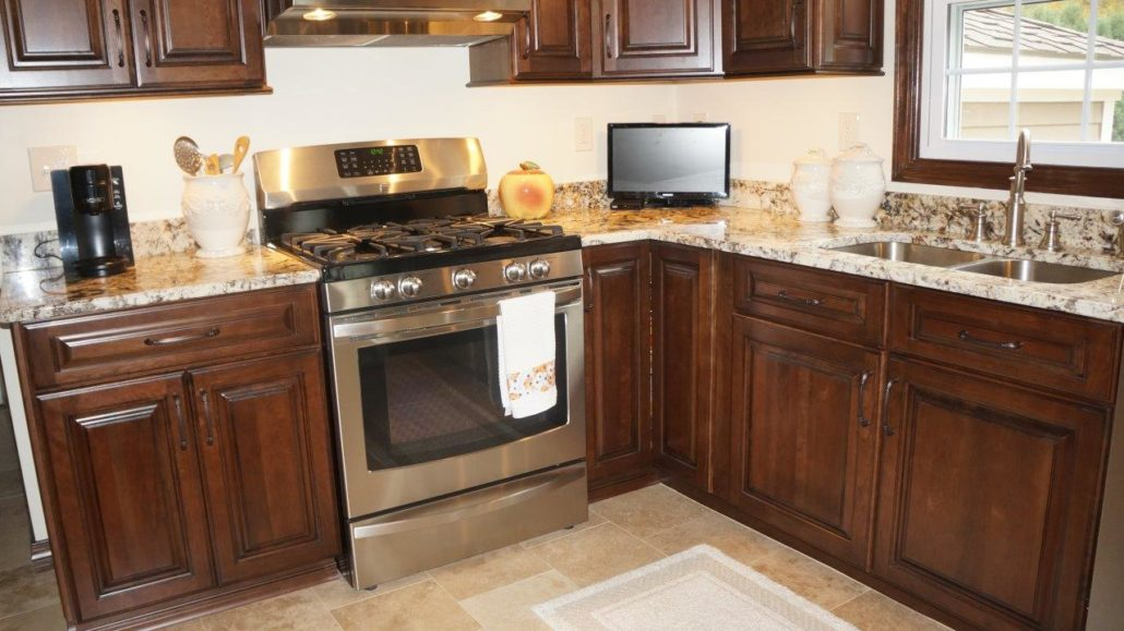 kitchen remodle space saving cranston, ri | & countertop center of new england