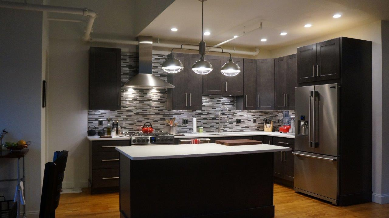 Kitchen Pics With White Cabinets Providence, Ri | Kitchen & Countertop Center Of New England