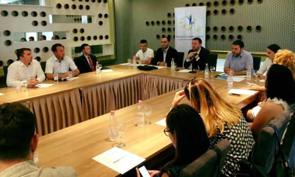Daku: Të implementohen ligjet në tërësi për të arritur integrimet evropiane të Kosovës