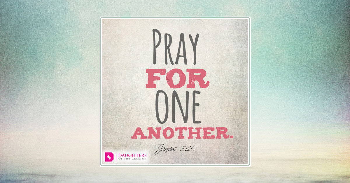 Praying Friends - Daughters of the Creator