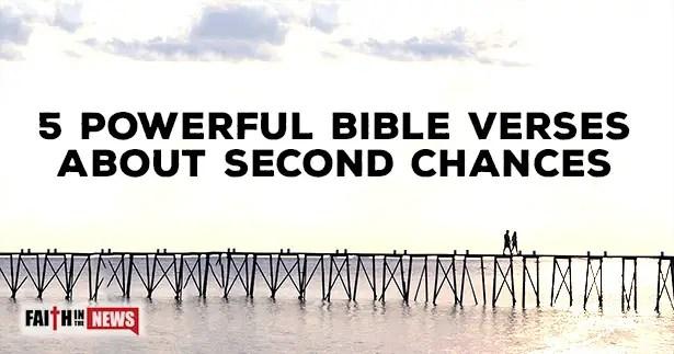5 powerful bible verses