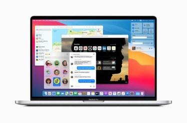 【ニュース】Appleが、macOS Big Surの新機能を発表