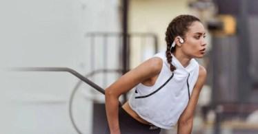 【新商品】耳を塞がずソーシャルディスタンスに最適な、AfterShokz骨伝導ヘッドホン「OpenMove」を発表