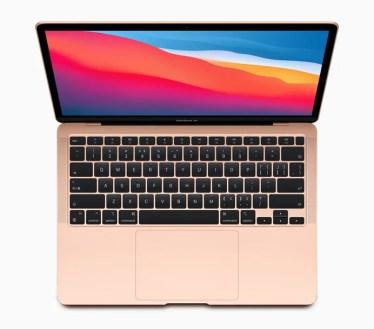 【新製品】M1チップを搭載したMacBook Airを、アップルが発表