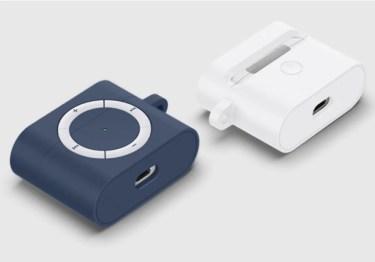 【新商品】iPod shuffle風にするAirPods Proケース「クラシック・シャッフル」が発売