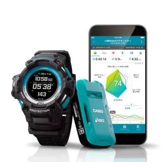 【新商品】カシオとアシックスの共同開発により、新たなランナー向けサービス「Runmetrix」が誕生
