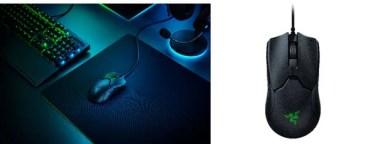 【新商品】Razer史上最速FPS有線マウス「Viper 8K Hz」 軽量多ボタンマウス「Naga X」が発売