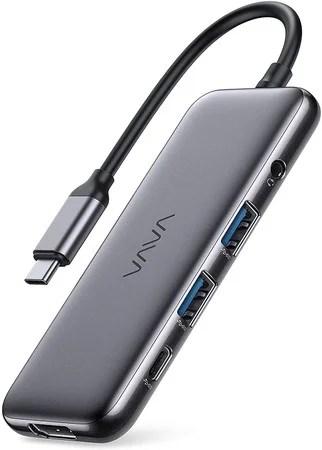 【新商品】8-in-1の拡張性の多機能USBハブ「VA-UC020」が発売