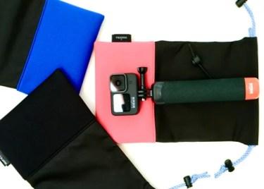 【新商品】グリップ付カメラを収納し衝撃から守る「カメラグリップケース」が発売
