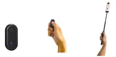 【新商品】RICOH THETA用アクセサリーとしてBluetoothリモコン「リモートコントロール TR-1」が発売