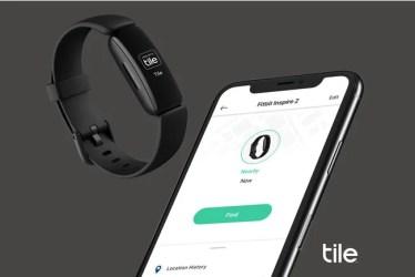 【ニュース】フィットネストラッカー「Fitbit Inspire2」にTileの追跡機能を搭載