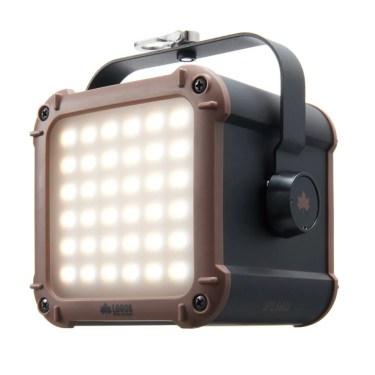 【新商品】 超高輝度&大容量の多電源対応式ランタン「ウルトラパワーストックランタン5600・フルコンプリート」が発売