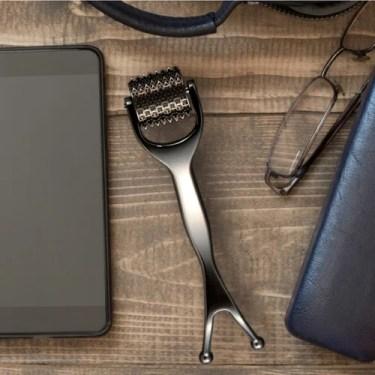 【クラウドファンディング】進化したビッグランブルローラーで刺さない美容鍼が頭皮を直刺激するスカルプローラーがクラウドファンディング中