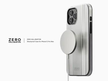 【新商品】【ZERO HALLIBURTON×UNiCASE】のiPhone12 Pro Max対応モデルが発売