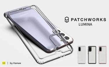 【新商品】 保護性能・耐衝撃に優れたスマホケース「PATCHWORKS」から、GALAXY S21 5G/S21+ 5G対応ケースが新発売