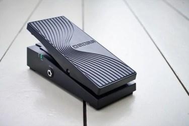 【新商品】世界初のワイヤレス対応MIDIエクスプレッション・ペダルが発売