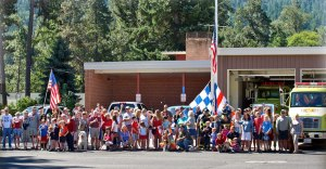 Klickitat County Fire District 3 Group Photo