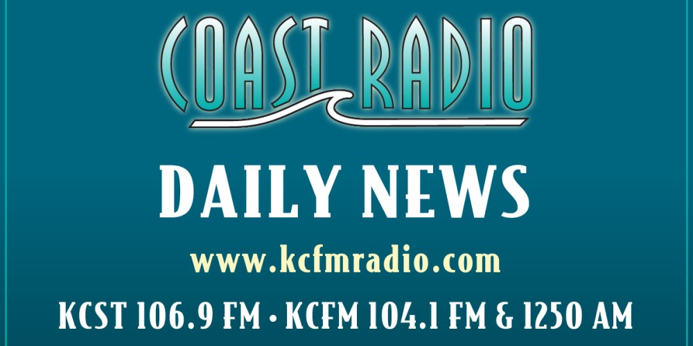 Coast Radio Daily News