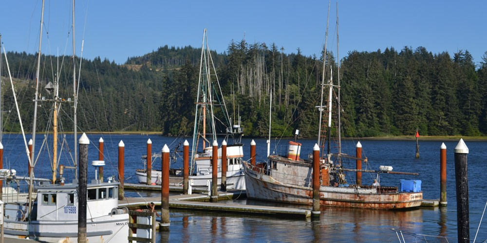 Port of Siuslaw