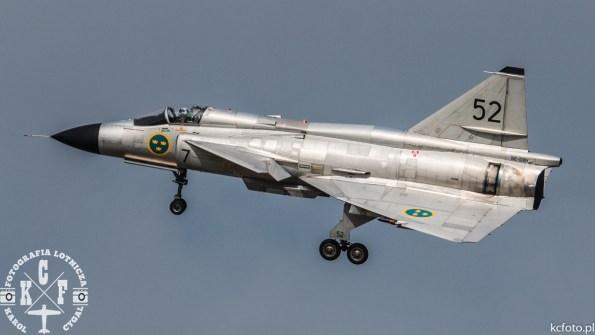 Saab AJS37 Vigen SE-DXN 37-098