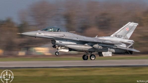 Lockheed Martin F-16 D Fighting Falcon