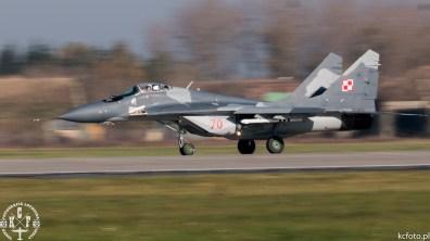 Mikoyan Gurevich MiG-29 A Fulcrum