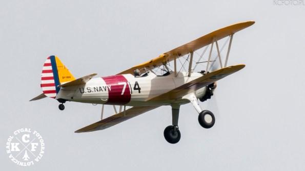 Boeing Stearman – Mateusz STRAMA