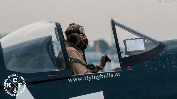 The Flying Bulls F4U-Corsair