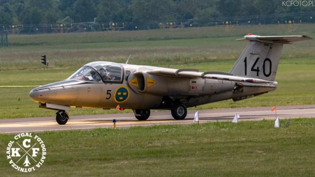 Swedish Air Force Historic Flight