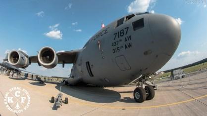 Boeing C-17A Globemaster III, ila, ILA Berlin Airshow, ILA Berlin Airshow 2016, Karol Cygal, kcfoto.pl, USAF