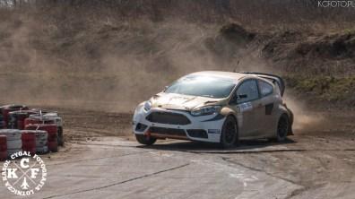 I Runda Oponeo Mistrzostw Polski Rallycross 7-8.04.2018 Słomczyn