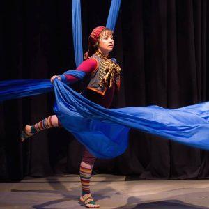 Take Flight an Adventure in Cirque - Imaginez