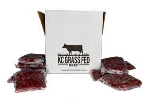10 Pound Box of Grass-Fed Hamburger