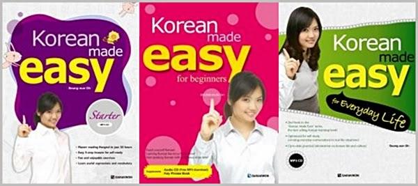 Korean Made Easy 1+2+3