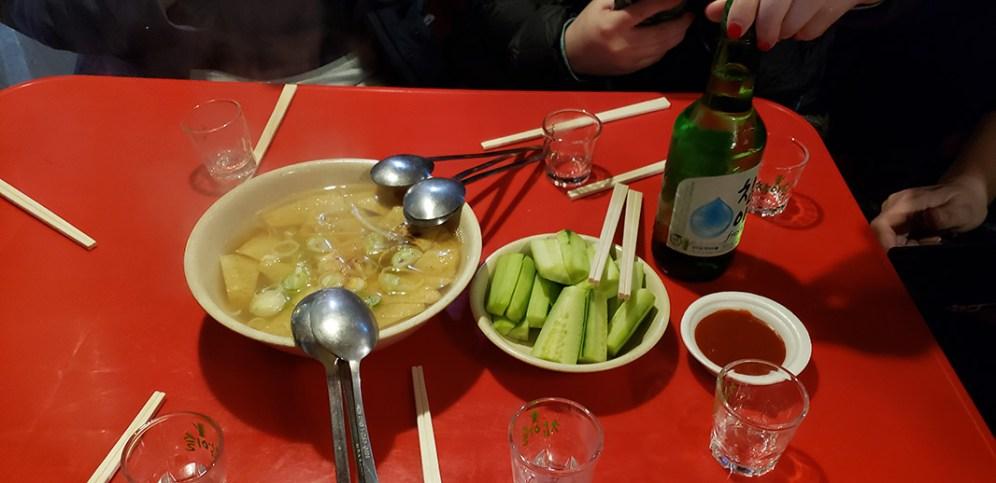 Seoul - Day 1 - Food Tour - 38