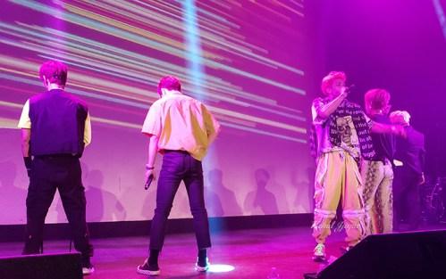 Vanner - Denver - GON - Haeseong - Taehwan - Youngkwan - Ahxian 9