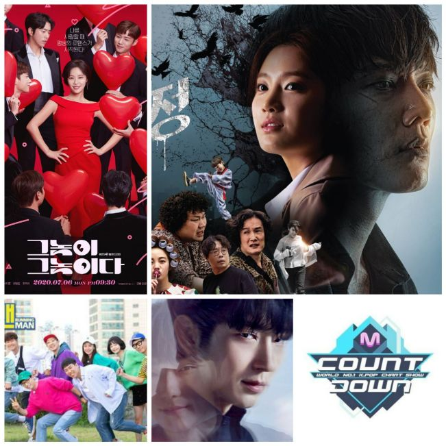 Kdramas effected by COVID