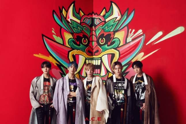 A.C.E Comeback - Butterfly Phantasy