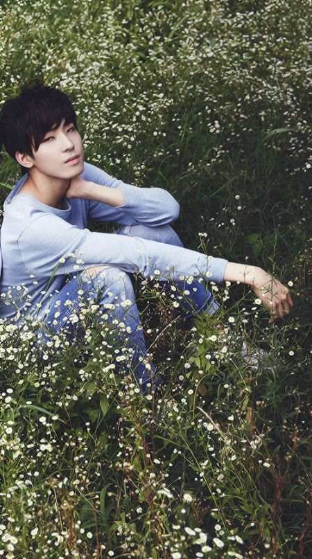 Wonwoo of Seventeen