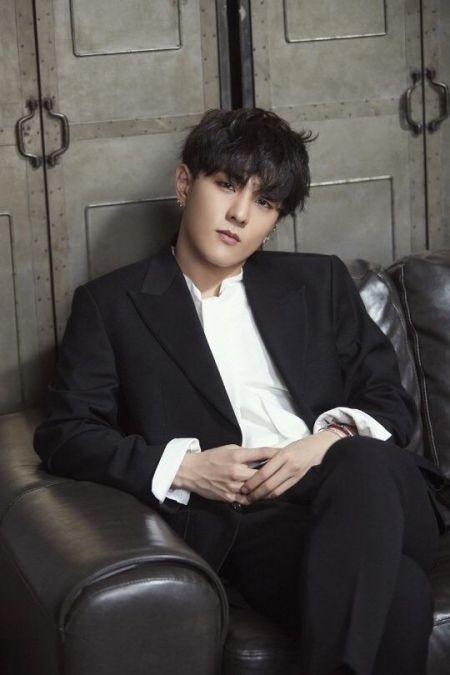 Donghyuk from iKON