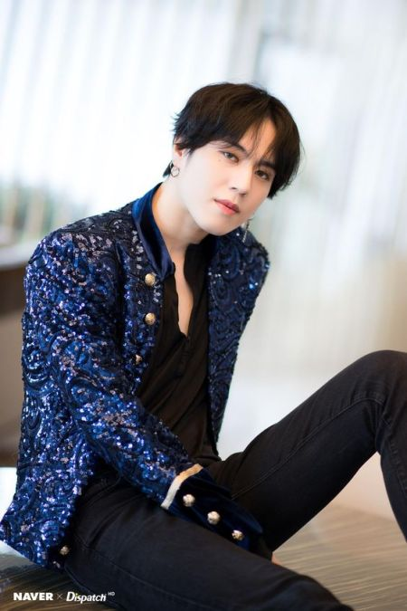 Yugyeom from GOT7