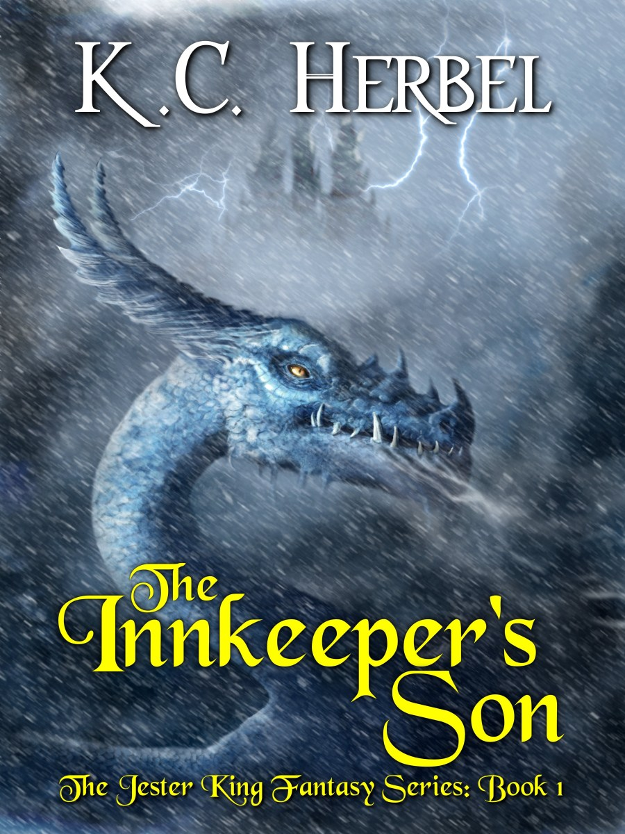The Inkeeper's Son: The Jester King Fantasy Series: Book 1