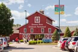 Make a day of it at Deanna Rose Children's Farmstead