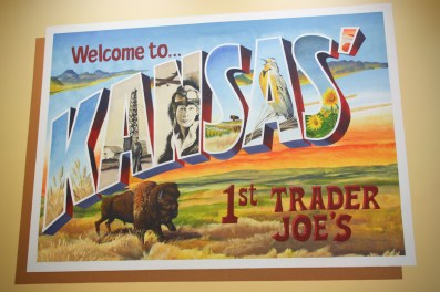 First Trader Joe's in Kansas